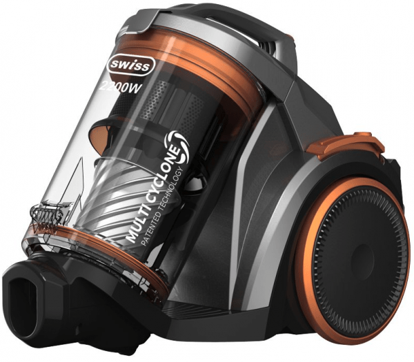 Swiss Robuster ROB 2200 Bagless Vacuum Cleaner